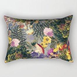 Tropical Garden XIII Rectangular Pillow