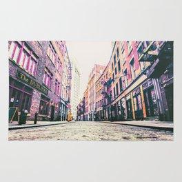 Stone Street - Financial District - New York City Rug