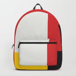 Mid Century Modern Vintage Backpack