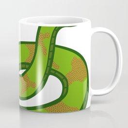 Green Snake Clipart Coffee Mug