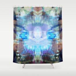 INnerSpacePilgrimage Shower Curtain