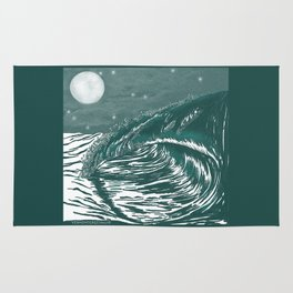 Dream Wave Zentangle Rug