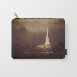 Winter Steeple Carry-All Pouch
