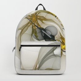 Together We Are Strong, Abstract Fractal Art Backpack