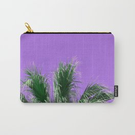 Palms on Purple Carry-All Pouch