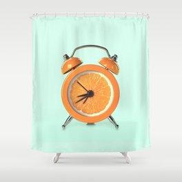 CLOCKWORK ORANGE Shower Curtain