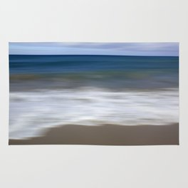 summer beach IV Rug