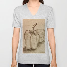 Peter Picked a Pepper Unisex V-Neck