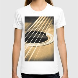 On A String T-shirt