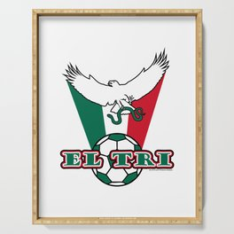 Mexico El Tri ~Group F~ Serving Tray