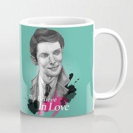 We Believe in Love Coffee Mug