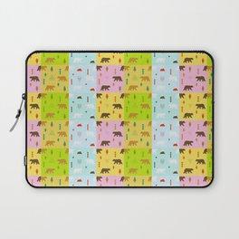 Beautiful Bears (Pattern) Laptop Sleeve