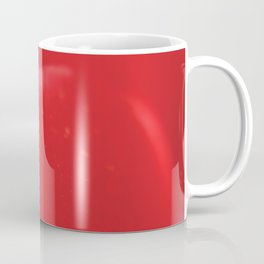 Red flower, macro photography, living room, kitchen, wall art, food, flowers Coffee Mug
