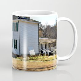 Cherokee Nation - The Historic George M. Murrell Home, No. 5 of 5 Coffee Mug