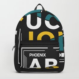 ABDUCTION | UFO Art Backpack