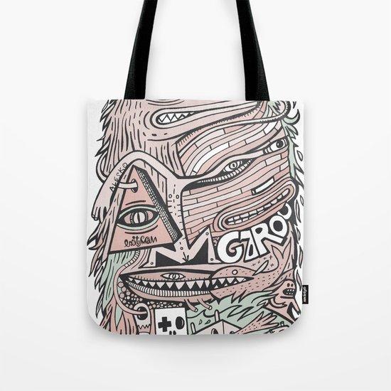 Hirsute Tote Bag