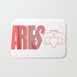 ARIES - The Ram Bath Mat