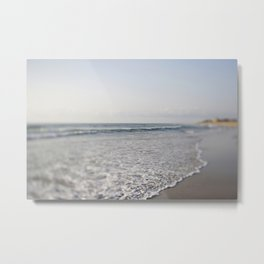 Carolina Blue Metal Print