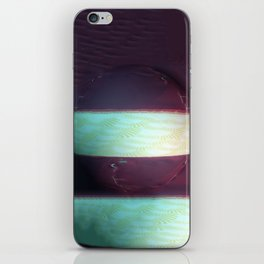Distorted iPhone Skin