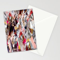 Crystal madness Stationery Cards