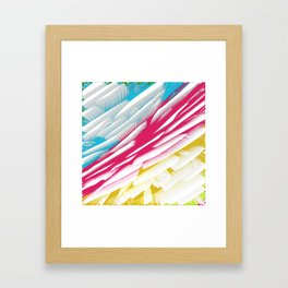 Abstract 218 Framed Art Print