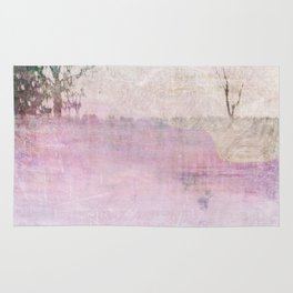Abstract ~ Landscape Rug