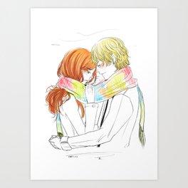 Clace Art Print