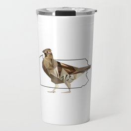 Pennsylvania – Ruffed Grouse Travel Mug