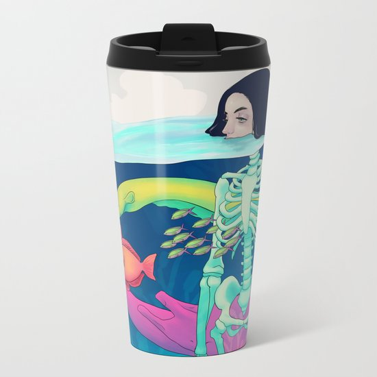 Esquimal Metal Travel Mug