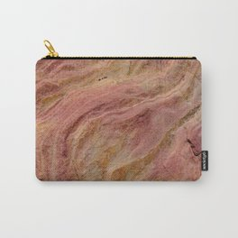 Natural Sandstone Art, Valley of Fire - 2 Carry-All Pouch