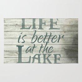 Lake Life Rug