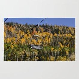 Autumn I - Brian_Head Ski_Resort, Utah Rug