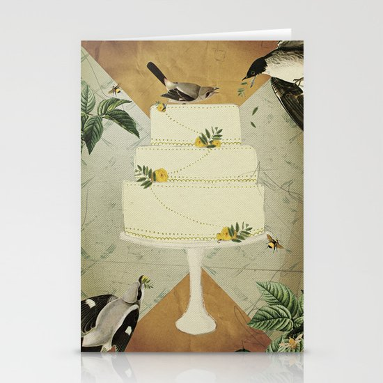 Let Them Eat Cake :: I Stationery Cards