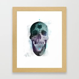 Ājňā - The Summoning Framed Art Print