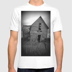 Unsteady 2 Mens Fitted Tee White MEDIUM