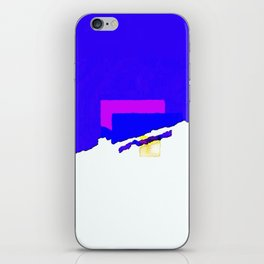Your Mess Is Mine iPhone Skin