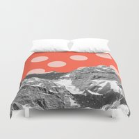 perfume Duvet Covers featuring Perfume by Tyler Spangler