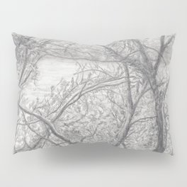 Glimpse of Nature Pillow Sham