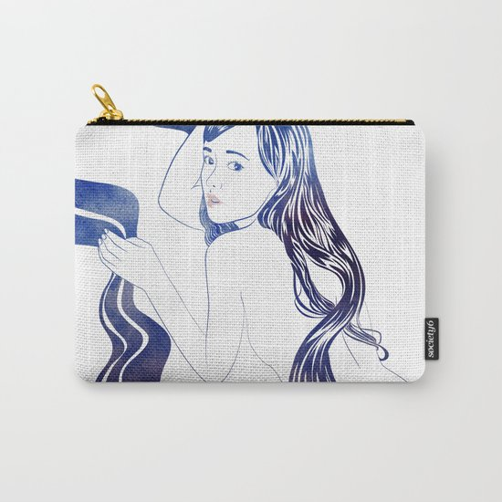 Water Nymph XXXI Carry-All Pouch