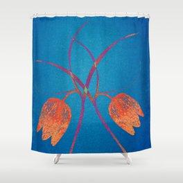 Graceful,endangered desire Shower Curtain