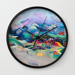La Reina de Los Angeles Wall Clock