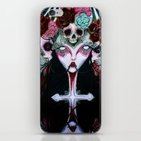 coven iPhone & iPod Skins featuring Coven by Kao Lee Thao @InnerSwirl.com