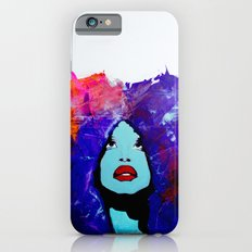 afro color iPhone 6s Slim Case