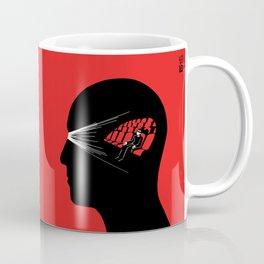 One Man Movie Theatre Coffee Mug