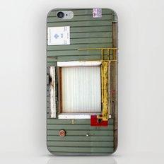 Loading dock iPhone & iPod Skin