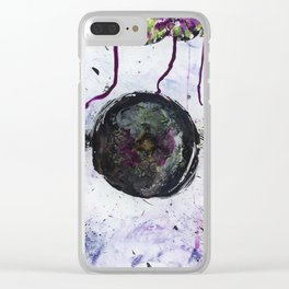 Mystical revelation Clear iPhone Case