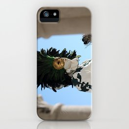Do they really see me?  iPhone Case