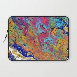 Pink Bubbles Laptop Sleeve