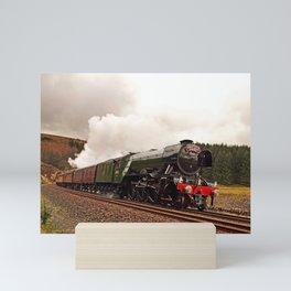 Flying Scotsman 60103 Mini Art Print