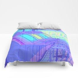Midnight Arcade Comforters